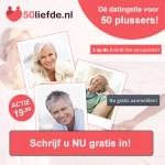 Review 50liefde.nl – Aanmelden, Mogelijkheden en Kosten