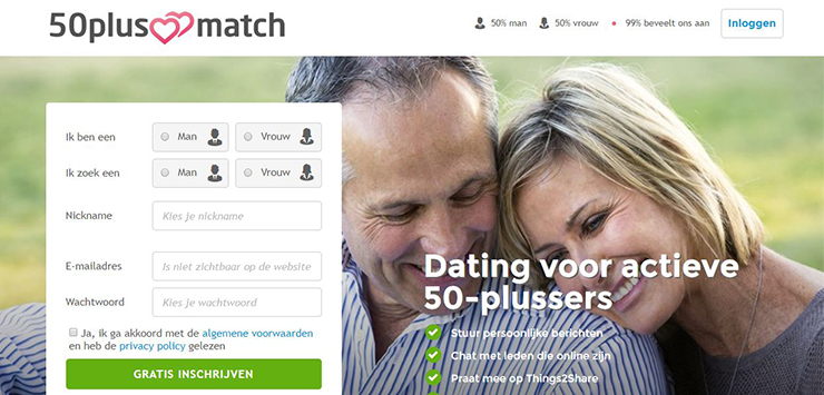 Senioren über 50 dating-sites